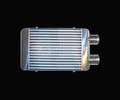 Intercooler FMIC 640 x 300 x 76mm (450 x 300 x 76mm) - výstupy 76mm | High performance parts